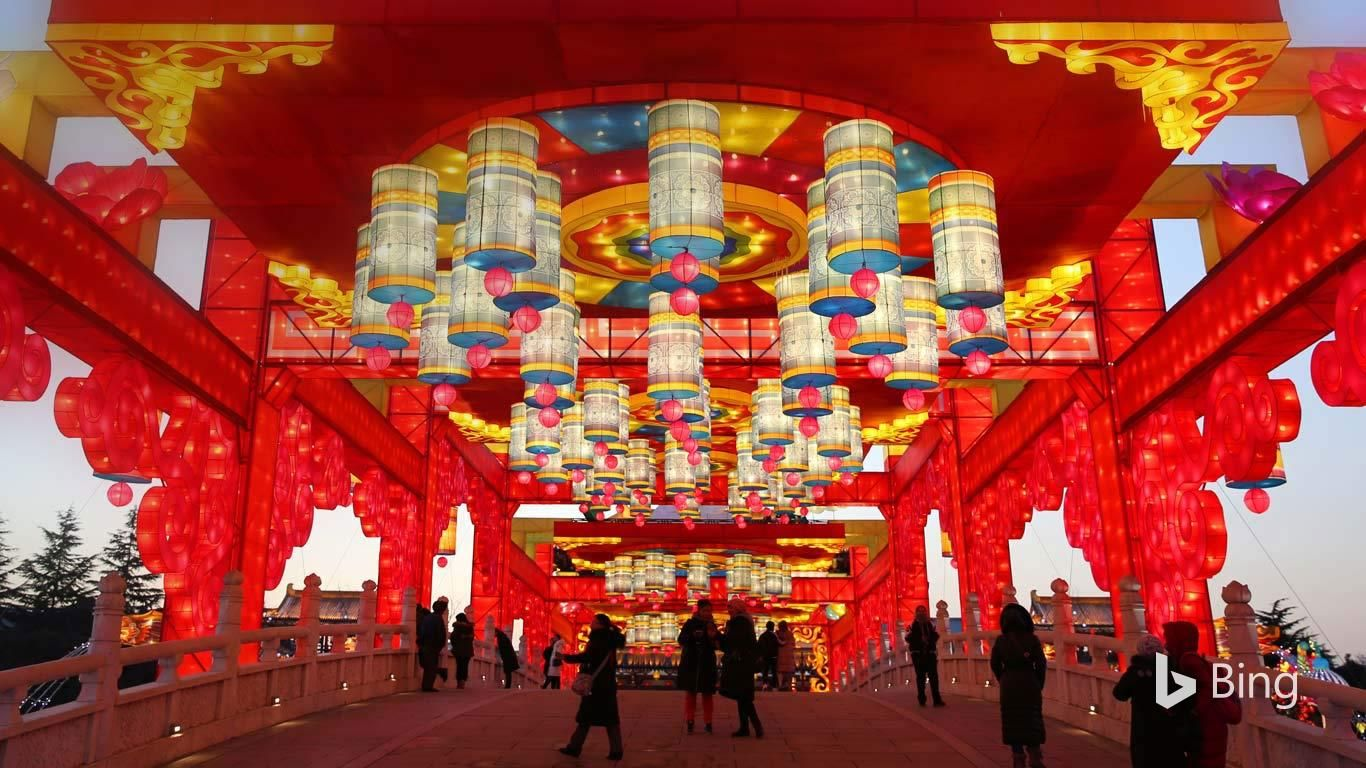 Today marks the start of Chinese New Year festivities