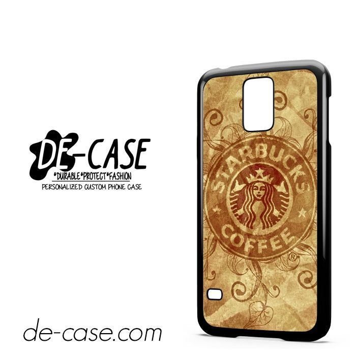 Starbucks Vintage DEAL-10108 Samsung Phonecase Cover For Samsung Galaxy S5 / S5 Mini