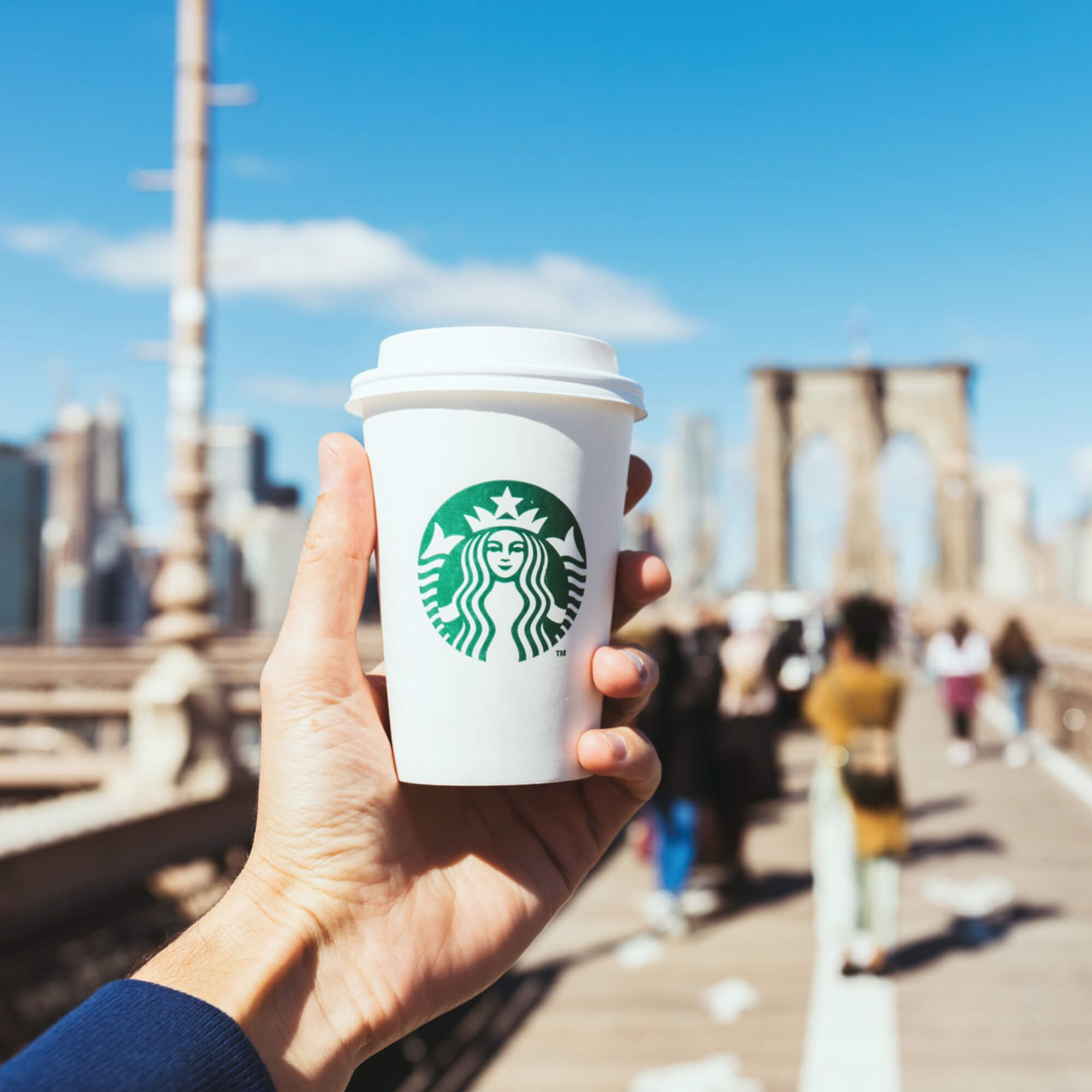 Free Starbucks for Frontline Workers {through 5/3} in 2020