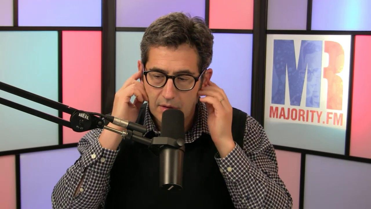 Branko Marcetic: Trump Inherits Obama's National Security State - MR Liv...