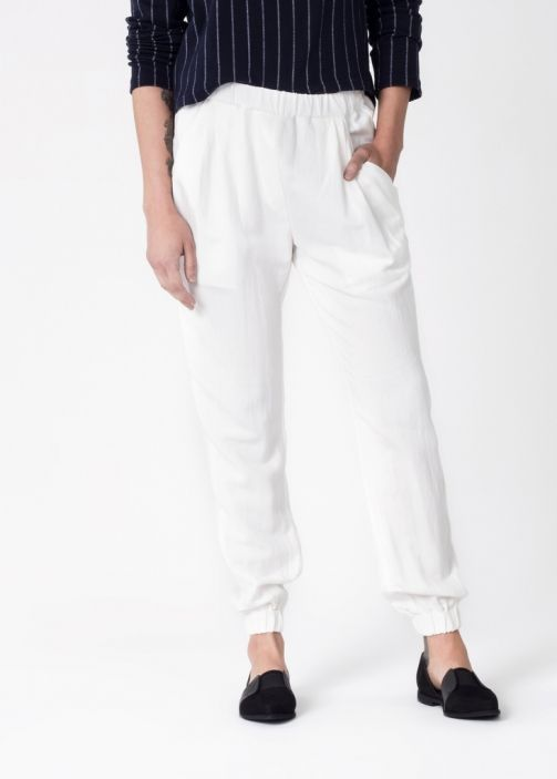 1355ed1a414f27 Draped Pocket Trouser