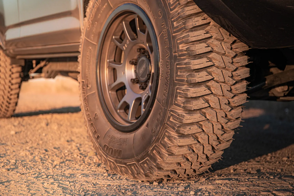 TreadWright Guard Dog M/T Tires Overview, Review and