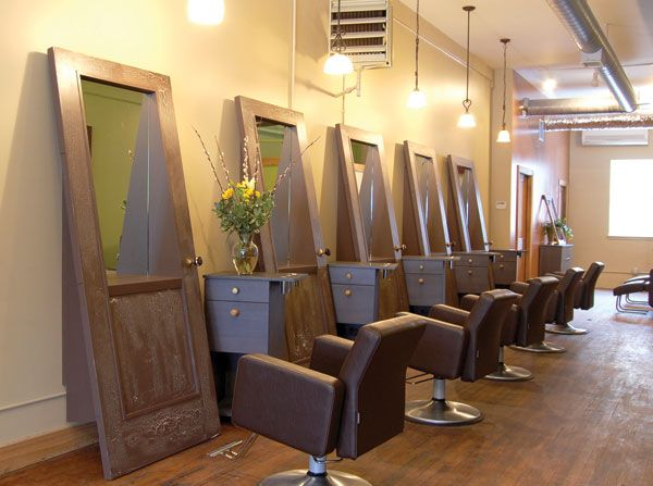 Hair Styling Stations For Sale: Salon Ideas