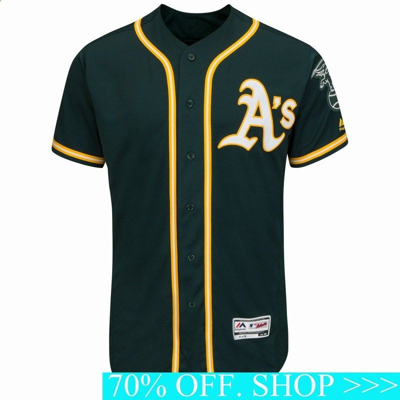 New Majestic Cooperstown Men/'s Oakland Athletics World Series Champions T-Shirt