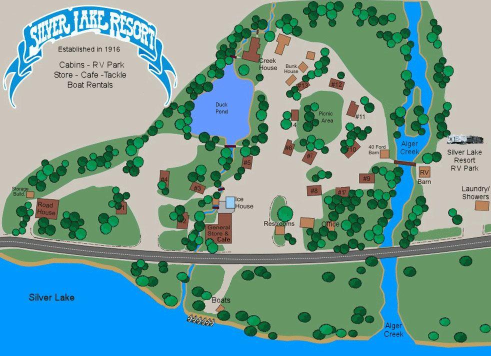 Rates silver lake resort boat rental lake