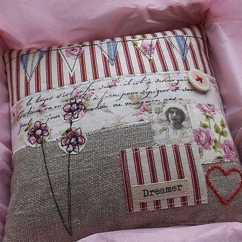 Linen Lavender Pillow