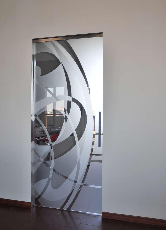 Le porte vetro scorrevoli su scrigno essential porte - Porte interne in vetro scorrevoli ...