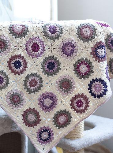 Ravelry: sirliiz\'s Summer blanket | Blankets | Pinterest ...