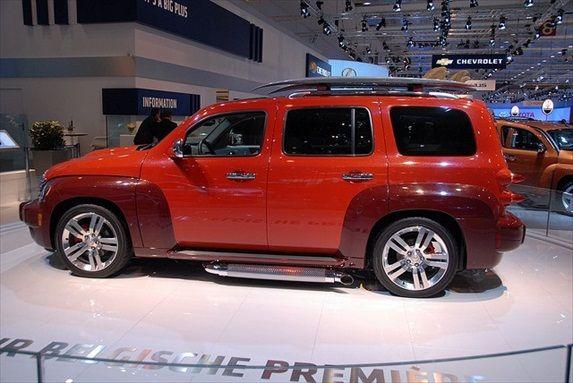 2007 Chevrolet Hhr Woody Chevy Chevrolet Chevy Hhr Woody Wagon
