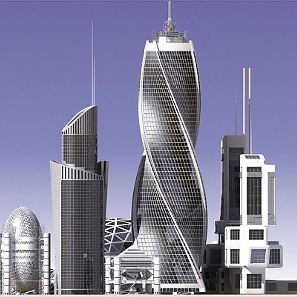 Top Architecture Buildings In The World how is someone supposed ot make that!!!! | matte painting ideas