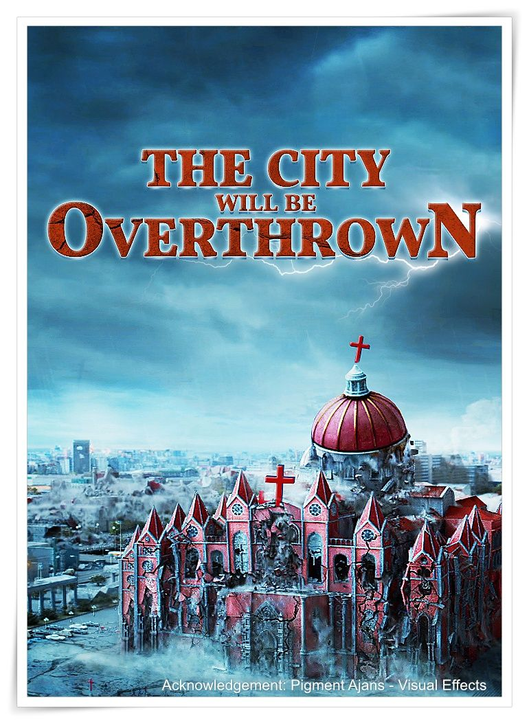 Second Coming Of Jesus Christian Movie The City Will Be Overthrown Warnings Of The Last Days In 2020 Jesus Second Coming Christian Movies The Bible Movie