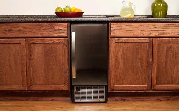 Best Undercounter Ice Maker Reviews For Home Outdoor Kitchen Appliances Kitchen Kitchen Remodel