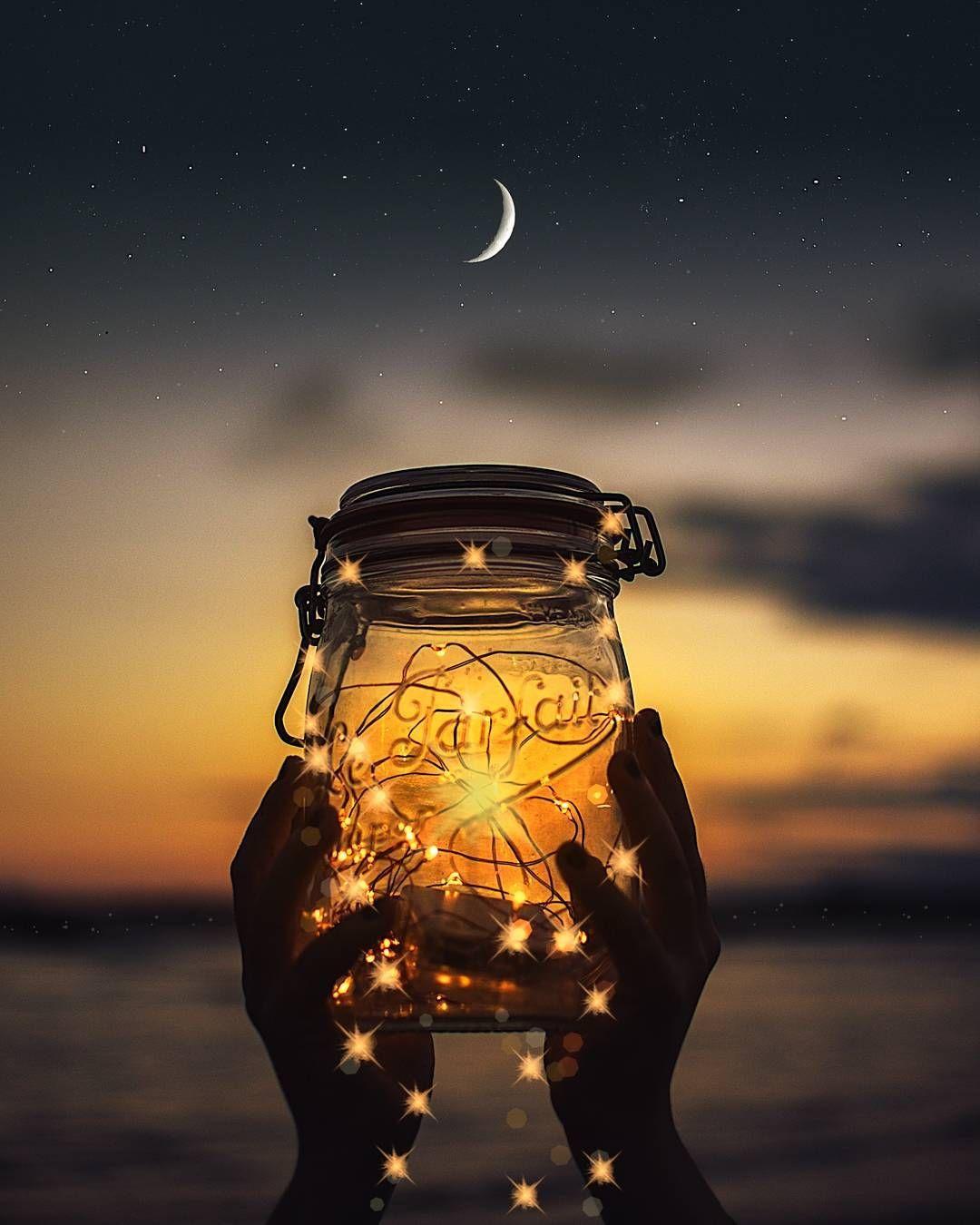 "-: Summer Shine :- "". . . Fireflies On Summer Nights"