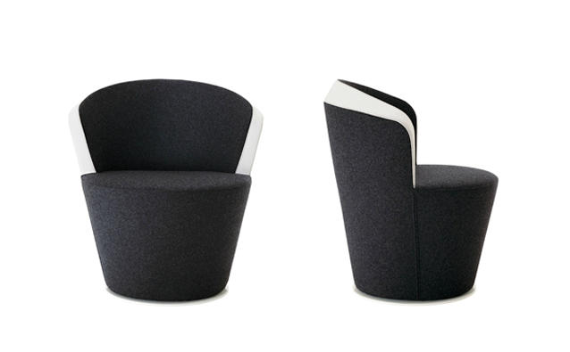 Lounge chair mygingol from Segis, designed by Roberto Romanello - www.rohde-grahl.nl