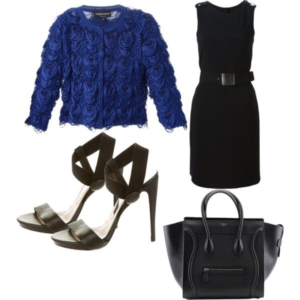 Just Business by kreatingeventsandmore on Polyvore featuring polyvore fashion style Emporio Armani