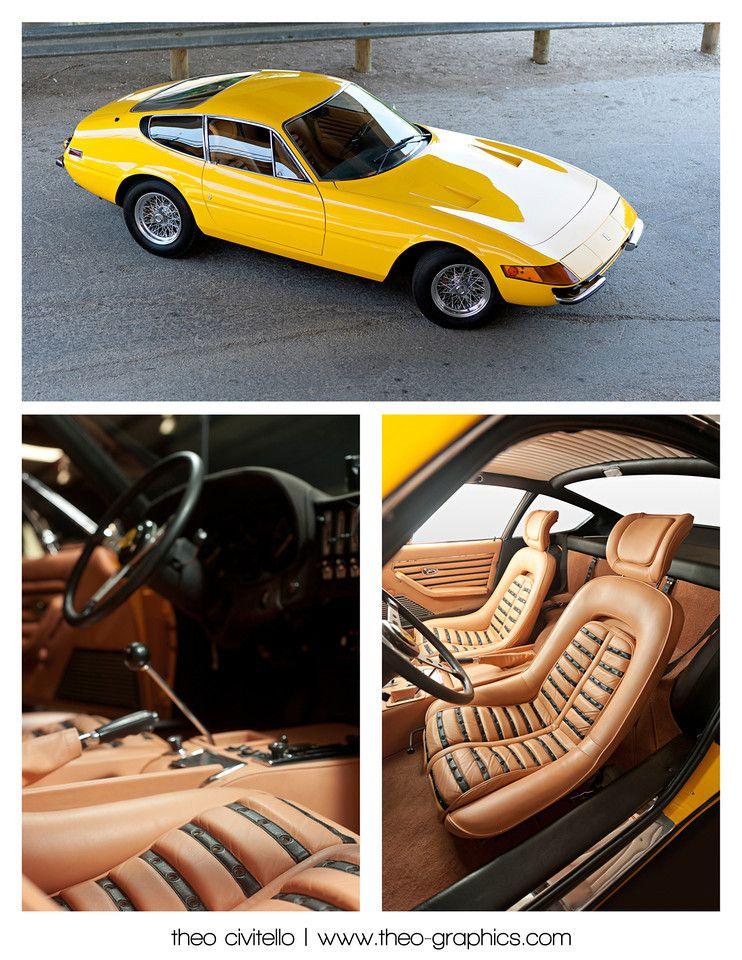 1972 Ferrari Daytona Coupe I Would Really Love To Have