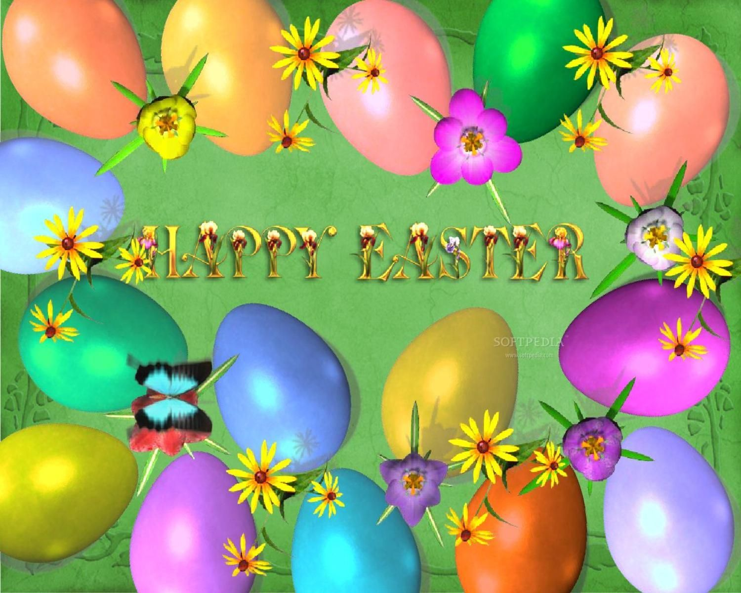 Free Easter Wallpapers Desktop