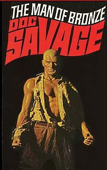 It was reading Doc Savage as a kid growing up in Indiana that set me on a path of adventure. Still love the character after all these years.
