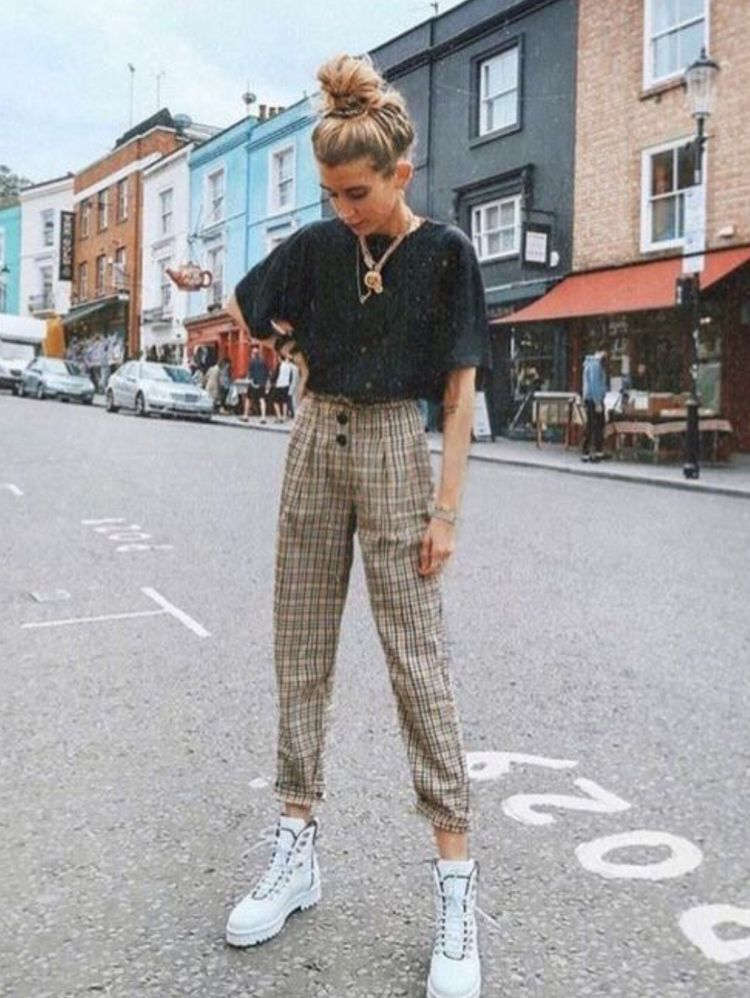 P I N T E R E S T Annaxlovee Fashion Inspo Outfits Retro Outfits Edgy Outfits