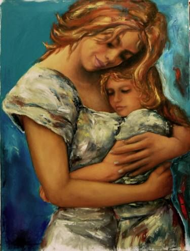 "Saatchi Art Artist Pavlos Triantafillou; Painting, ""love"" #art"
