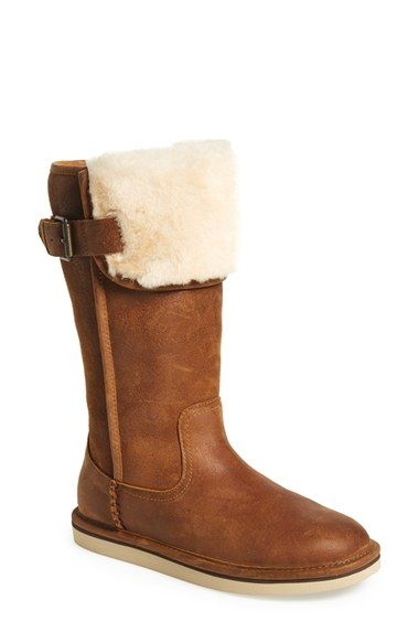 UGG® Australia 'Wilowe' Water Resistant Boot (Women) available at #Nordstrom