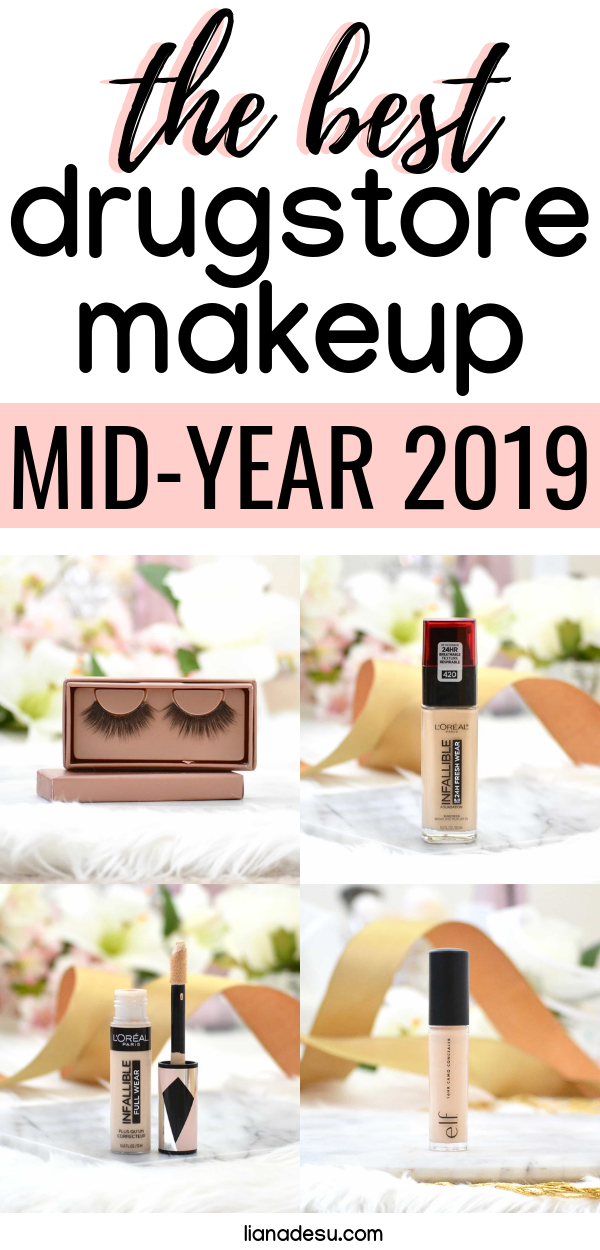 Best Drugstore Makeup MidYear 2019 Drugstore makeup