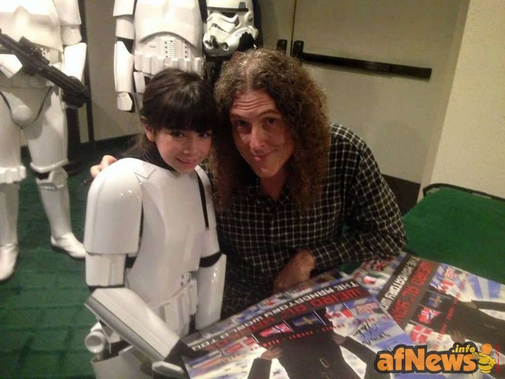 Star Wars va a sostenere la bambina vittima del bullismo! - http://www.afnews.info/wordpress/2015/08/22/star-wars-va-a-sostenere-la-bambina-vittima-del-bullismo/