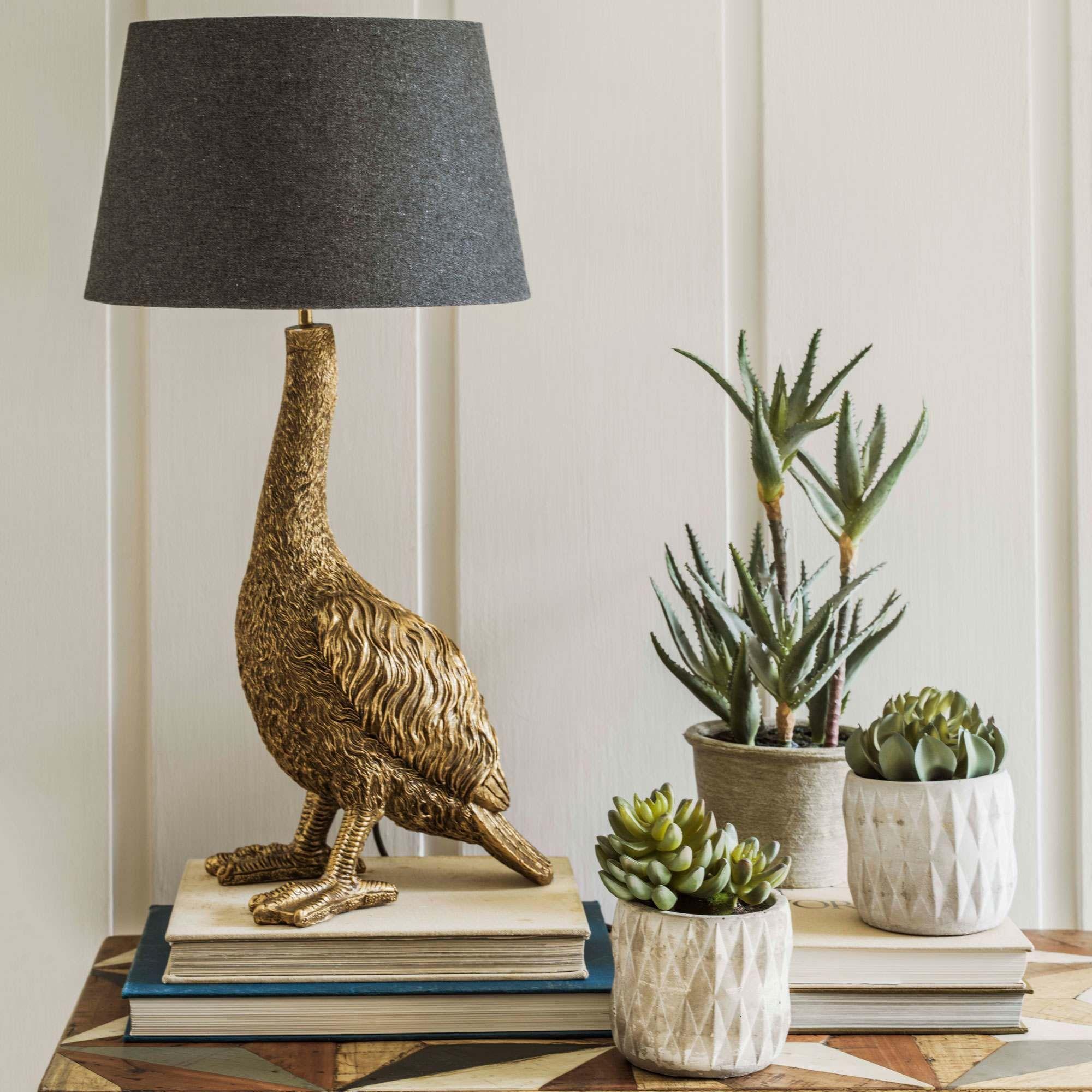 Gertrude Golden Goose Lamp Animal Lamp Lamp Table Lamp