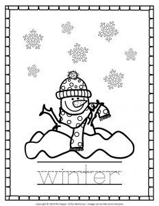 free printable snowman coloring pages  snowman coloring pages coloring pages winter preschool