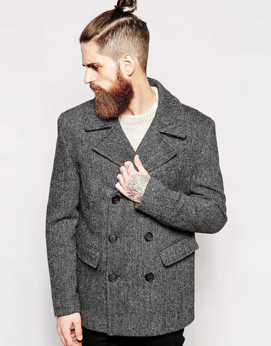 pictures ASOS x Harris Tweed Clothing Collection