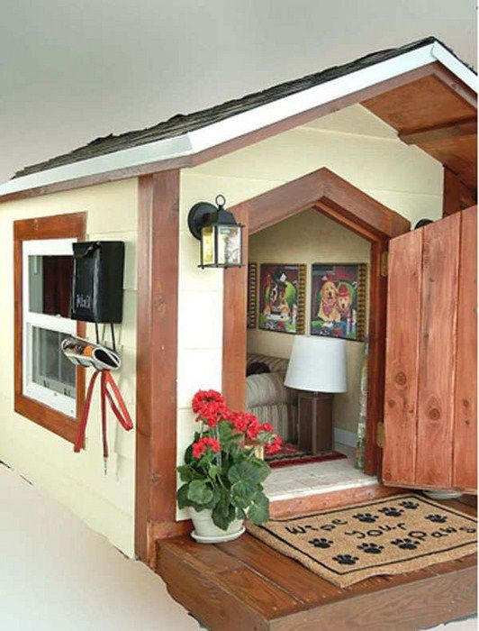 Unique Fancy Designer Dog Houses | Leave a Reply Cancel reply ...