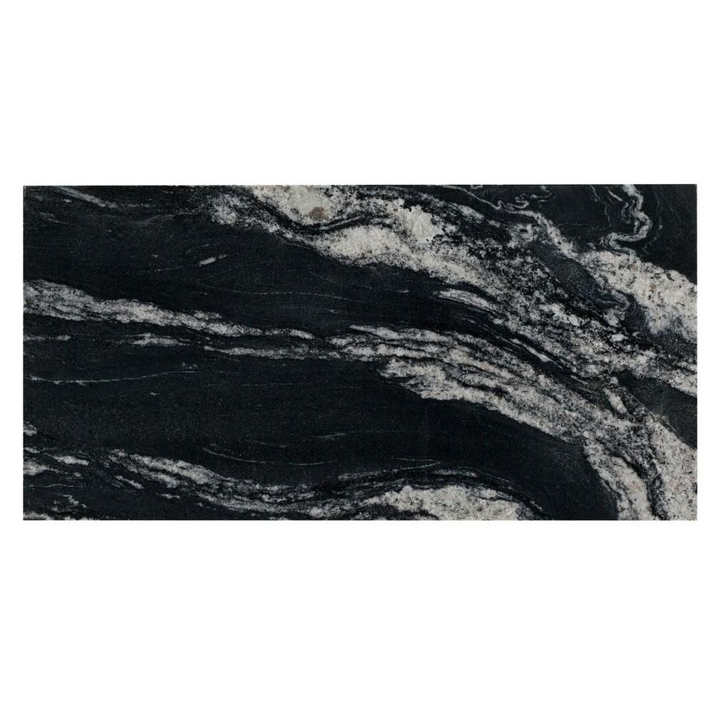 Nero Athens Polished Granite Tile In 2020 Granite Tile Polished Marble Tiles Granite