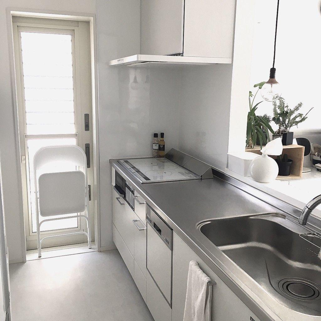 ステンレスシンクの色ムラも綺麗に 簡単キッチンお掃除術 シンク