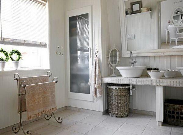 La déco scandinave - une déco chic pour Noël | Salle de bain ...