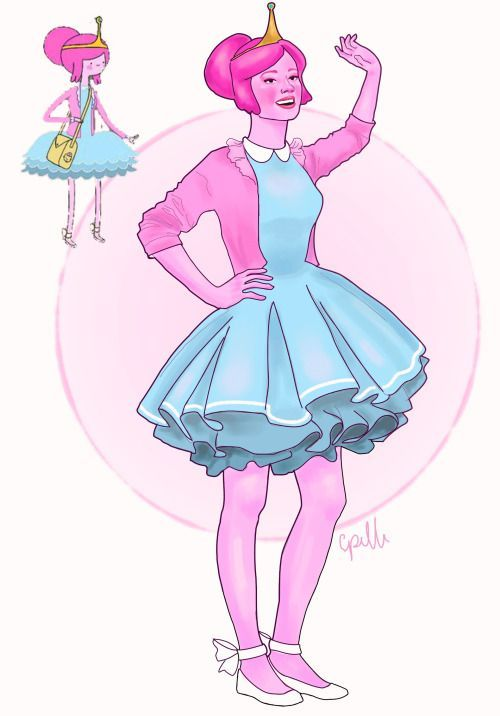 princess bubblegum outfits #1#design