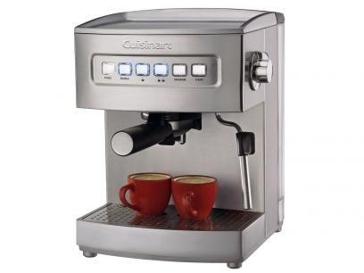 cafeitira expresso 15 bar cuisinart em200 - com vapor p