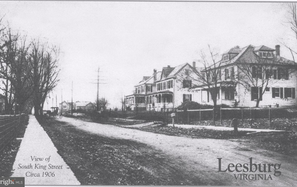 Historic Downtown Leesburg Foursquare Gem – CIRCA Old Houses