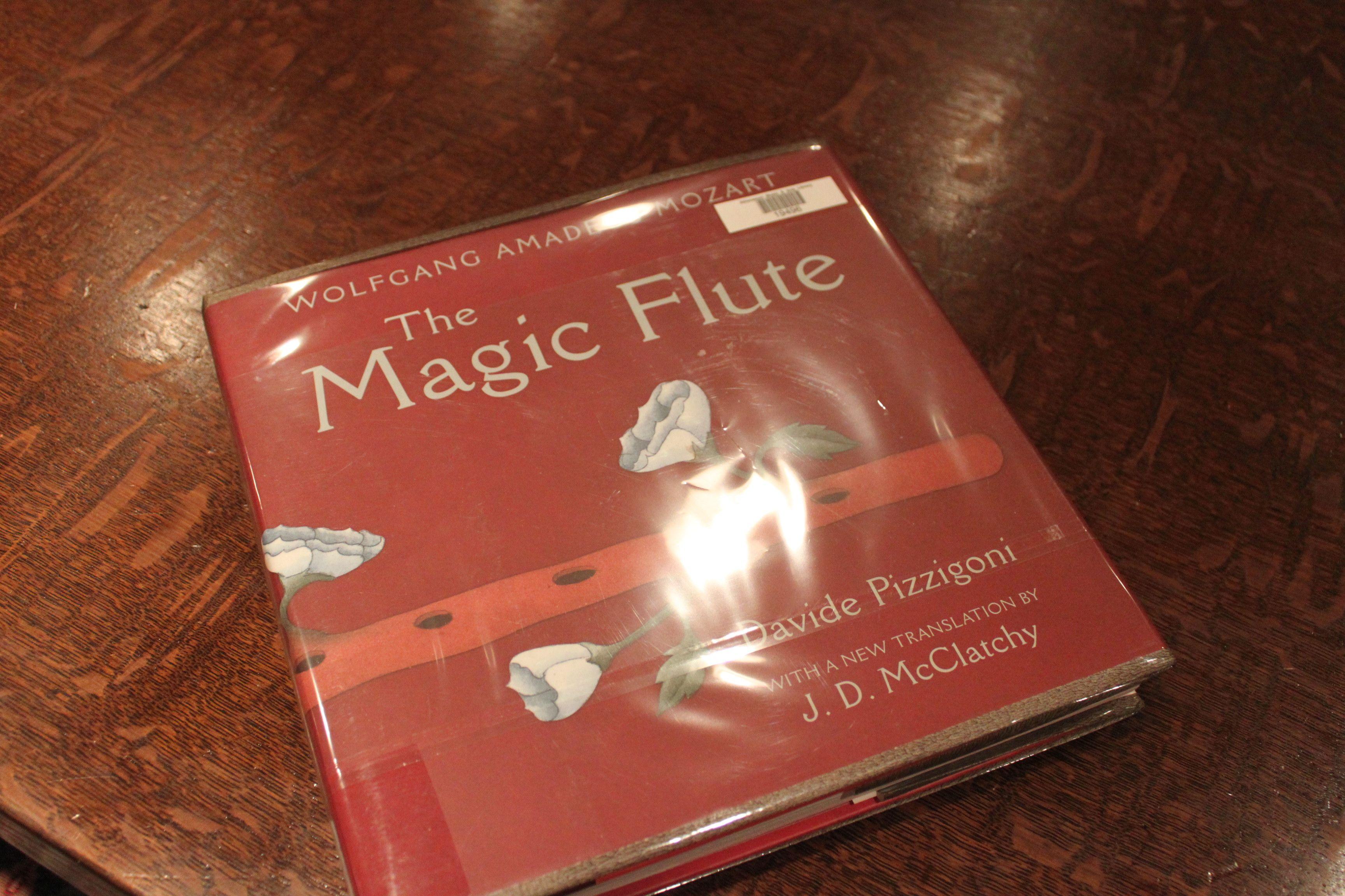 모차르트 마술피리 Mozart Magic Flute