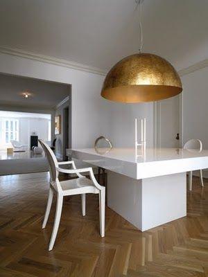 Oversized Pendant Lamp