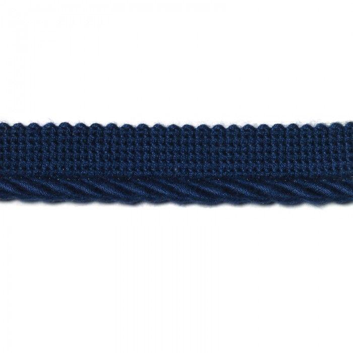 Passementeries 7301 Navy Bleu Bleu Color Marine