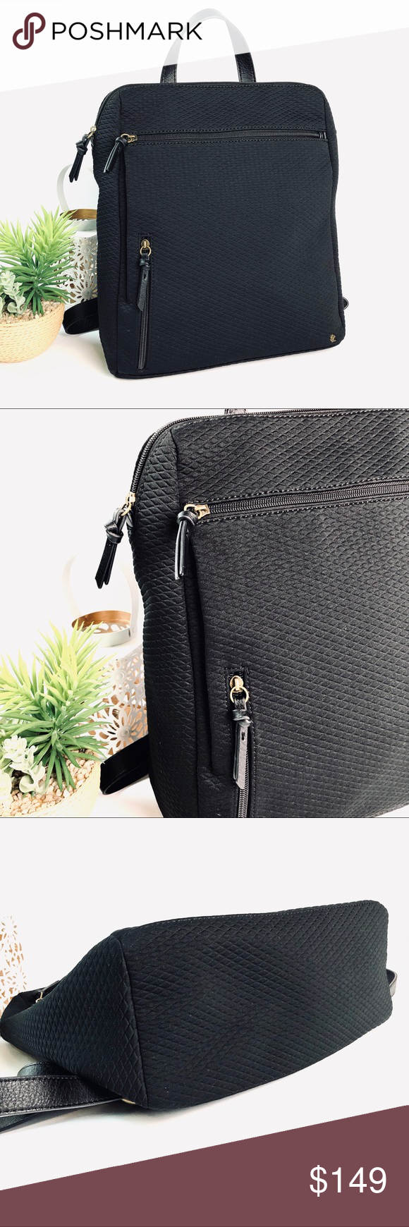 c37e2813864b Elliot Lucca Olvera Metro Backpack Checkerboard-texture backpack ...