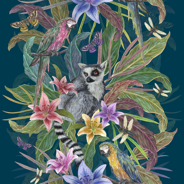 Download Lemur Wallpaper - 48bed169c6d6e76d3ec4d72a82c248d6  Perfect Image Reference_451518.jpg
