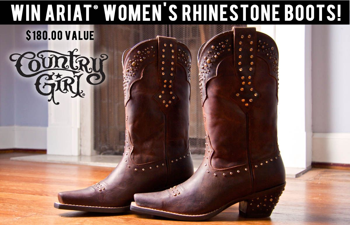 Enter for a chance to win things to wear pinterest country