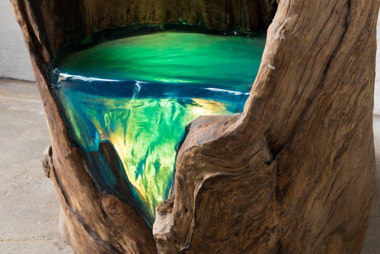 Park Art|My WordPress Blog_Tree Stump Art For Sale