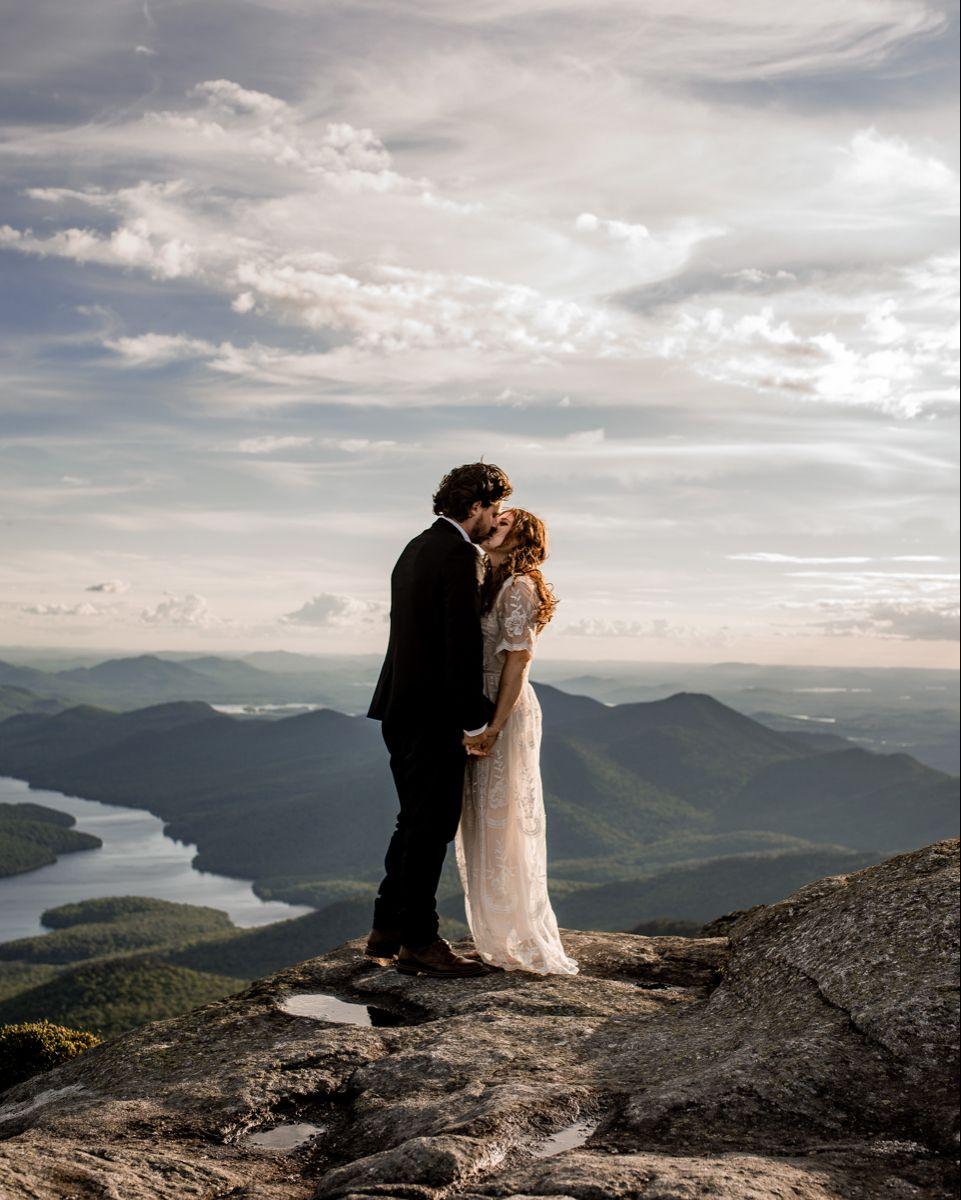 Whiteface Mountain Wedding Photo Inspiration Adirondack