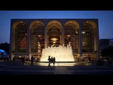 Powder sprinkled into New York opera pit may have been human ashes