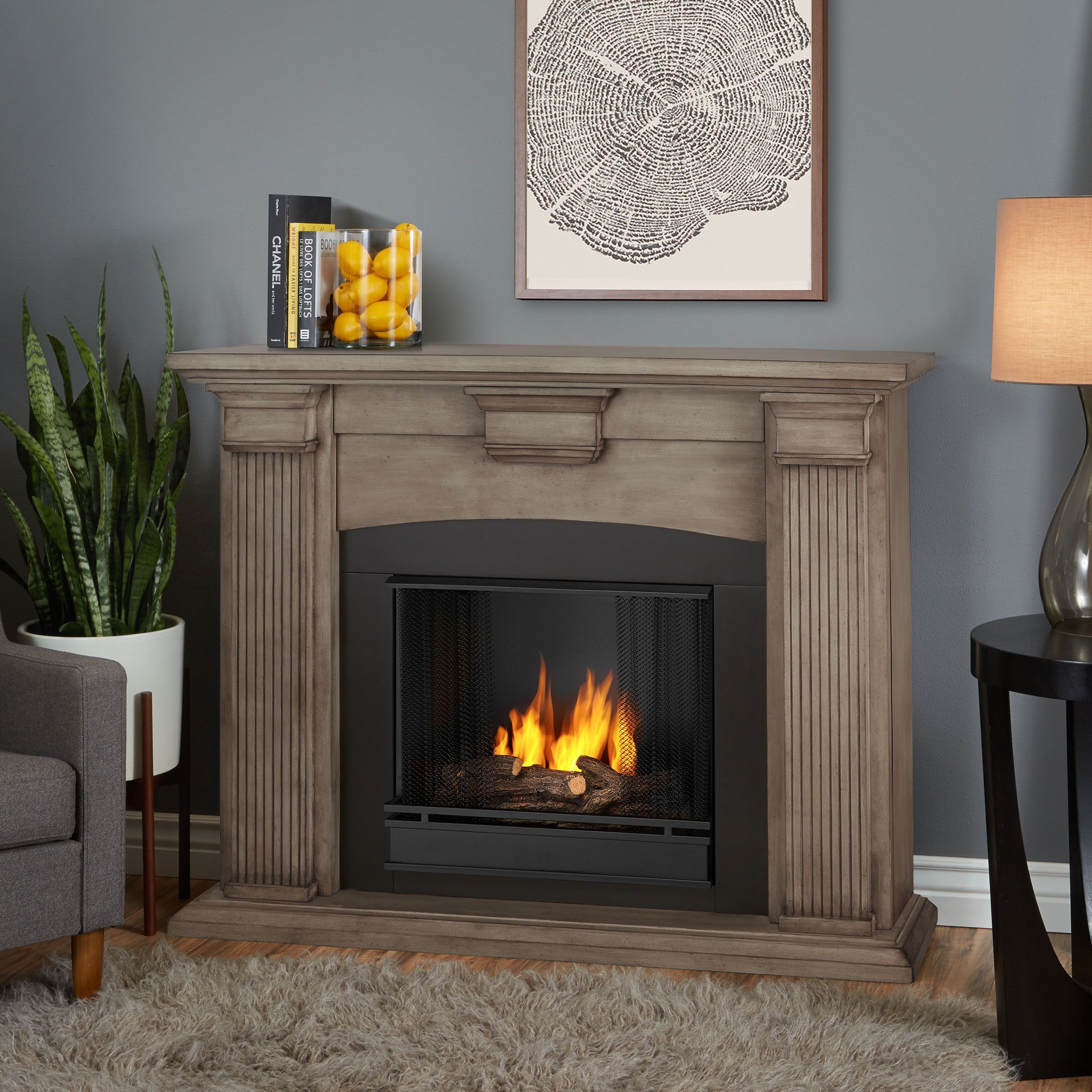 fueled flame real reviews gel wayfair hillcrest fireplace fuel