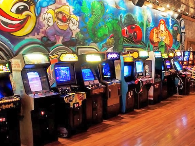 Your ultimate guide to restaurants Arcade, Chicago