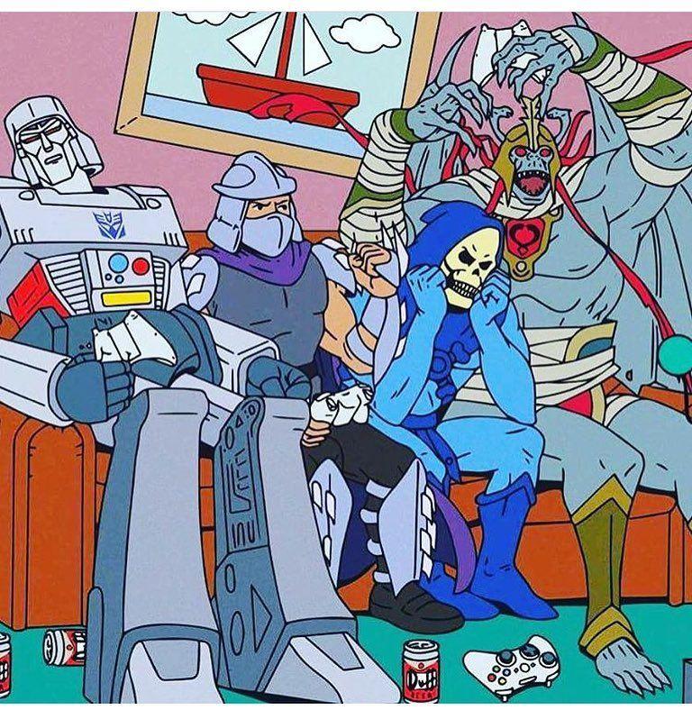 Cartoon character intent on world domination