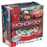 Jamille Cars 2- monopoly
